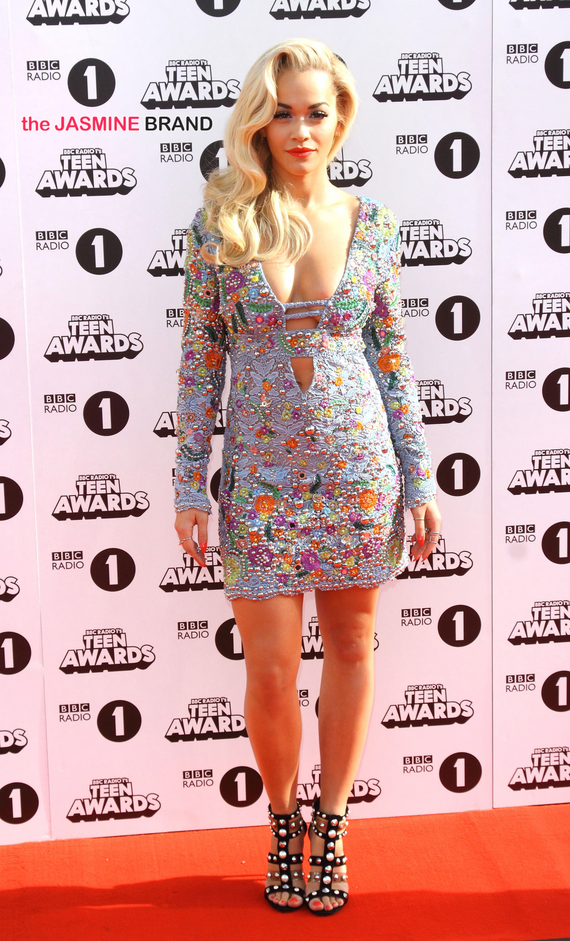 BBC Radio 1's Teen Awards 2014 - Arrivals