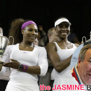 Russian Tennis Federation President Fined, After Referring to Serena and Venus Williams As Men-the jasmine brand