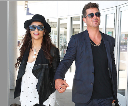 Paula Patton Officially Files For Divorce From Robin Thicke