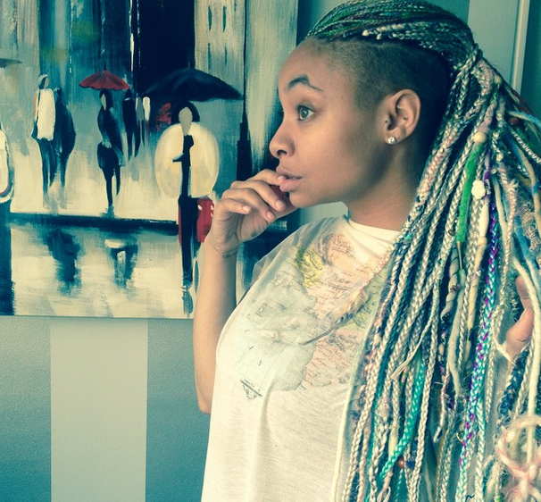 Raven Symoné: I Never Said I Wasn't Black!