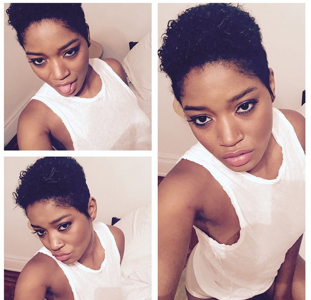 Alleged Nude Photos of KeKe Palmer Leak