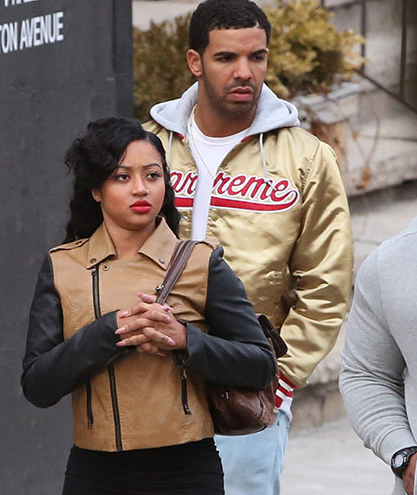 Drake Ex-Girlfriend Shaye G Accuses Him of Physically Threatening Her Over Instagram Pix