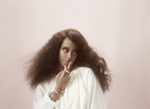Look! Solange Knowles For 'Bang and Olufsen' Magazine