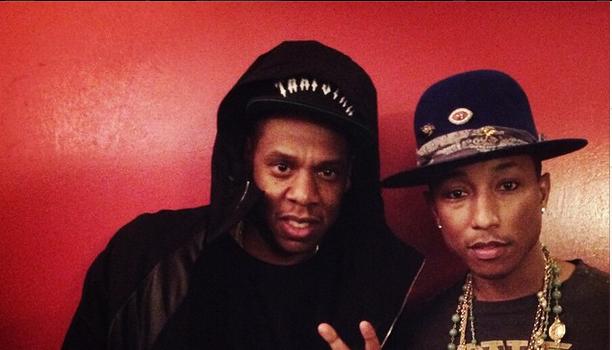 Jay Z Hits Pharrell's Show, Kris Jenner's Play Date With North West, Amber Rose Kicks It in London + Khloe Kardashian, Ashanti, NeNe Leakes
