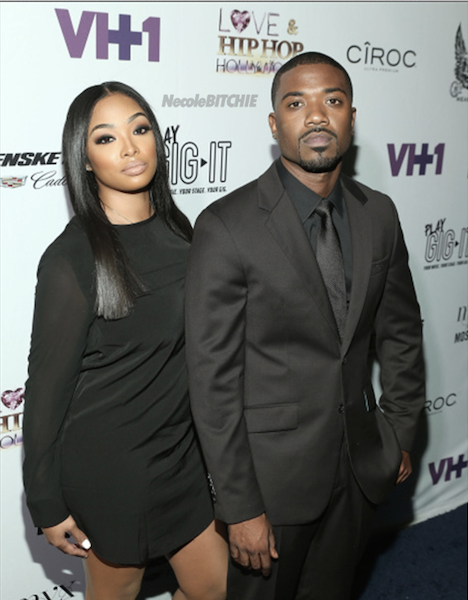 [Love Hurts] Ray J & Girlfriend Princess Break-Up