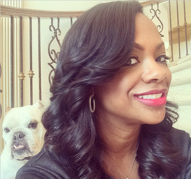 [INTERVIEW] Kandi Burruss Unsure Why Porsha Williams Was Demoted + Makes 'Hollywood Divas' Predictions