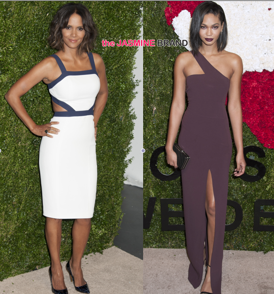 Halle Berry, Chanel Iman, Anna Wintour Attend Golden Heart Awards