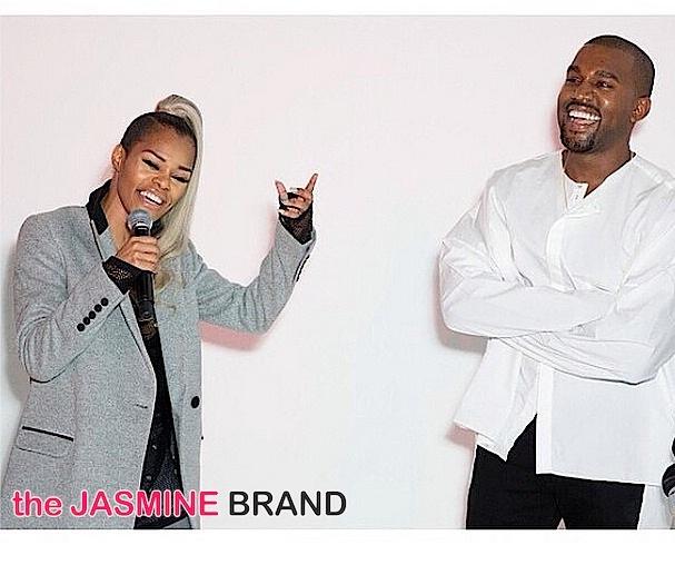 Teyana Taylor Hosts Listening Session: Kanye West, Kim Kardashian, Big Sean, Chris Brown Attend