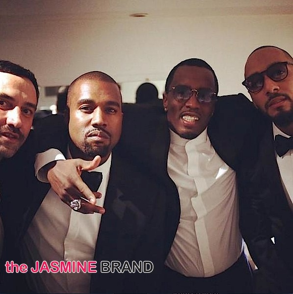 'Keep a Child Alive' Black Ball: Kanye West, Diddy, Madonna, Russell Simmons, Nas, Lala Anthony, Selita Ebanks, Aretha Franklin [Photos]