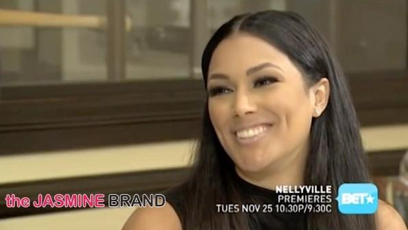 Shantel Jackson-Nelly New Reality Show-Nellyville-the jasmine brand