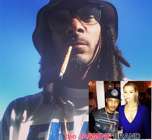 [VIDEO] Snoop Apologizes to Iggy Azalea After T.I. Intervenes