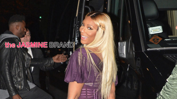 (EXCLUSIVE) Tamar Braxton Settling Lawsuit With Woman Accusing Her of Stealing Music