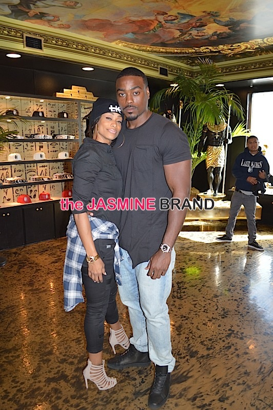 Tami Roman Opens Up About Miscarriage: I lost my baby on my