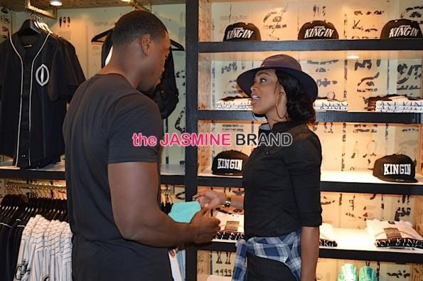 Tami Roman-Spotted With New Boyfriend Reggie-the jasmine brand