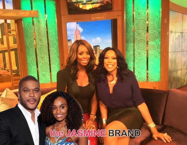 Tasha Smith Shocked Tyler Perry's A Future Baby Daddy: I didn't think he had sex!
