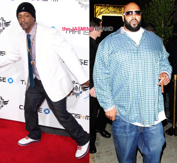 Thug Life-Suge Knight & Katt Williams Charged With Robbery-the jasmine brand