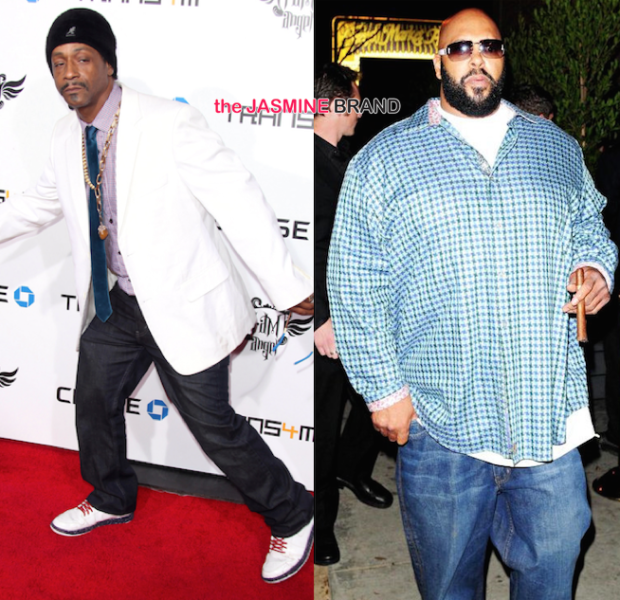 [Thug Life] Suge Knight & Katt Williams Arrested And Charged With Robbery