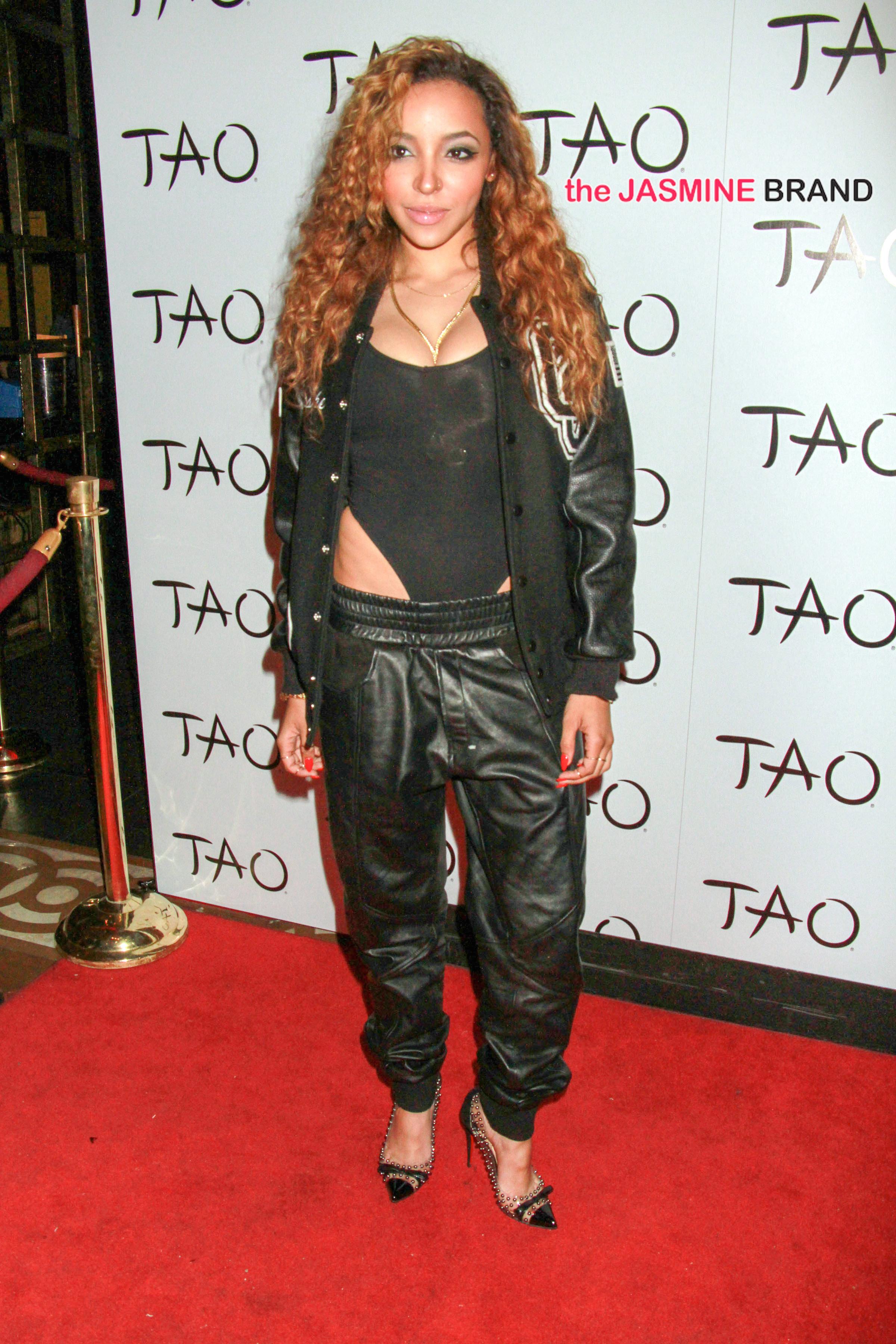 """Tinashe's """"Aquarius"""" Album Release Party at Tao Las Vegas on October 16, 2014"""