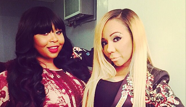 EXCLUSIVE: Tiny Harris & BFF Shekinah End Friendship, VH1 TV Show In Jeopardy