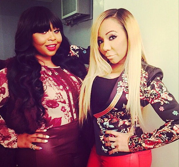 [INTERVIEW] Tiny & Shekinah Jo Talk 'Weave Trip', 'Tiny Tonight' Cancellation & What They Love Most About Their Friendship