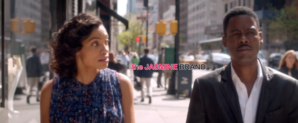 Top Five Movie Trailer-Rosario Dawson-Chris Rock-the jasmine brand