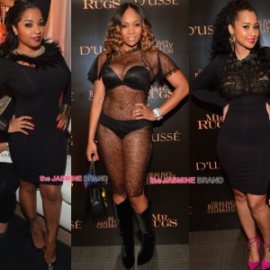 Toya Wright-Marlo Hampton-Tammy Rivera-party in atlanta 2014-the jasmine brand