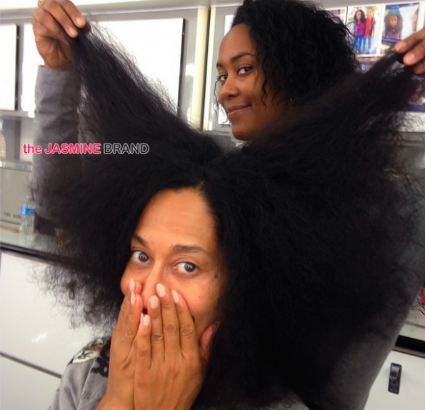 Tracee Elliss Ross Natural Hair Blackish-the jasmine brand