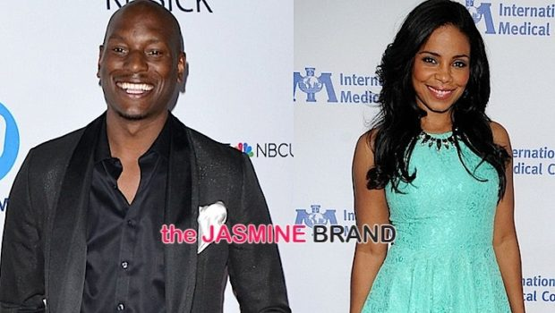 Ear Hustlin': Tyrese & Sanaa Lathan Secretly Dating?