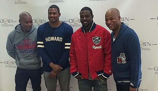 Celebs Invade Howard University Homecoming: Trey Songz, Chris Brown, Future, Teyana Taylor, Wale, LeToya Luckett