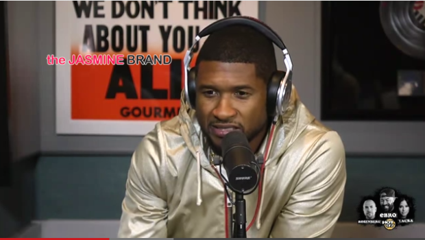 Usher Addresses Dance-Off With Chris Brown, Recalls Michael Jackson Dropping the N-Bomb + Tameka Raymond's Reality TV Show