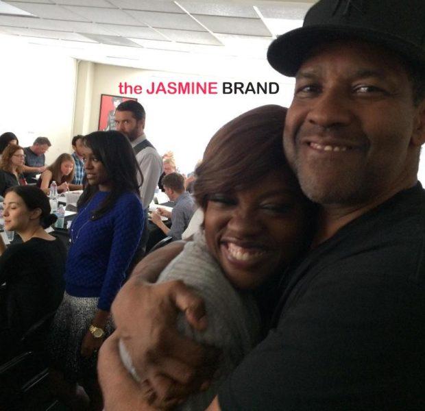 Viola Davis Hugs It Out With Denzel Washington, Wiz & Gabrielle Union Debut New Hair, Hollywood Divas Visits The Real + Kenya Moore, Jordin Sparks