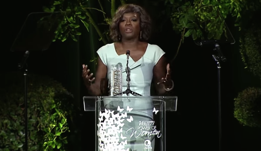 Viola Davis On Growing Up Hungry: 'I Have Jumped in Huge Garbage Bins With Maggots to Get Food'