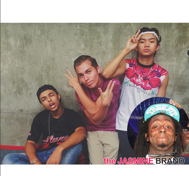 [EXCLUSIVE] Lil Wayne Accused of Hustling Boy Band Out of $600K