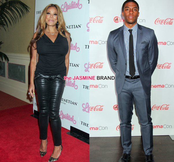 Wendy Williams Show Hits Season High + Marvel Names Chadwick Boseman First Black Superhero