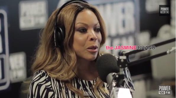 Wendy Williams talks leaving radio-Aaliyah movie-the jasmine brand