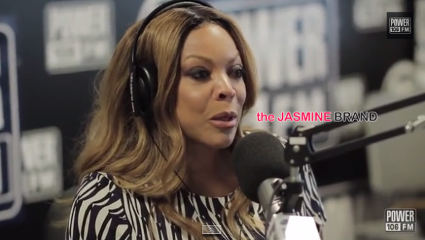 Wendy Williams Talks Leaving Radio, Producing Aaliyah Movie [VIDEO]