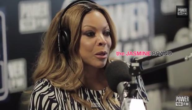 Wendy Williams Talks Leaving Radio, Producing Aaliyah Movie [VIDEO]