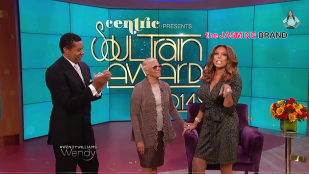Wendy Williams to Host 'Soul Train Awards'