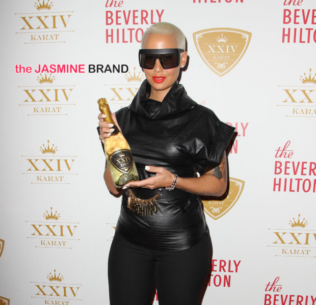Amber Rose, Sanaa Lathan Hit Karat's Launch, Paula Patton Steps Out in Tribeca + Claudia Jordan Attends 'Beyond the Lights' Screening