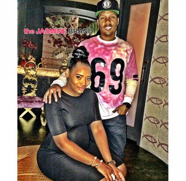Yandy Smith and fiance expecting 2nd child-the jasmine brand