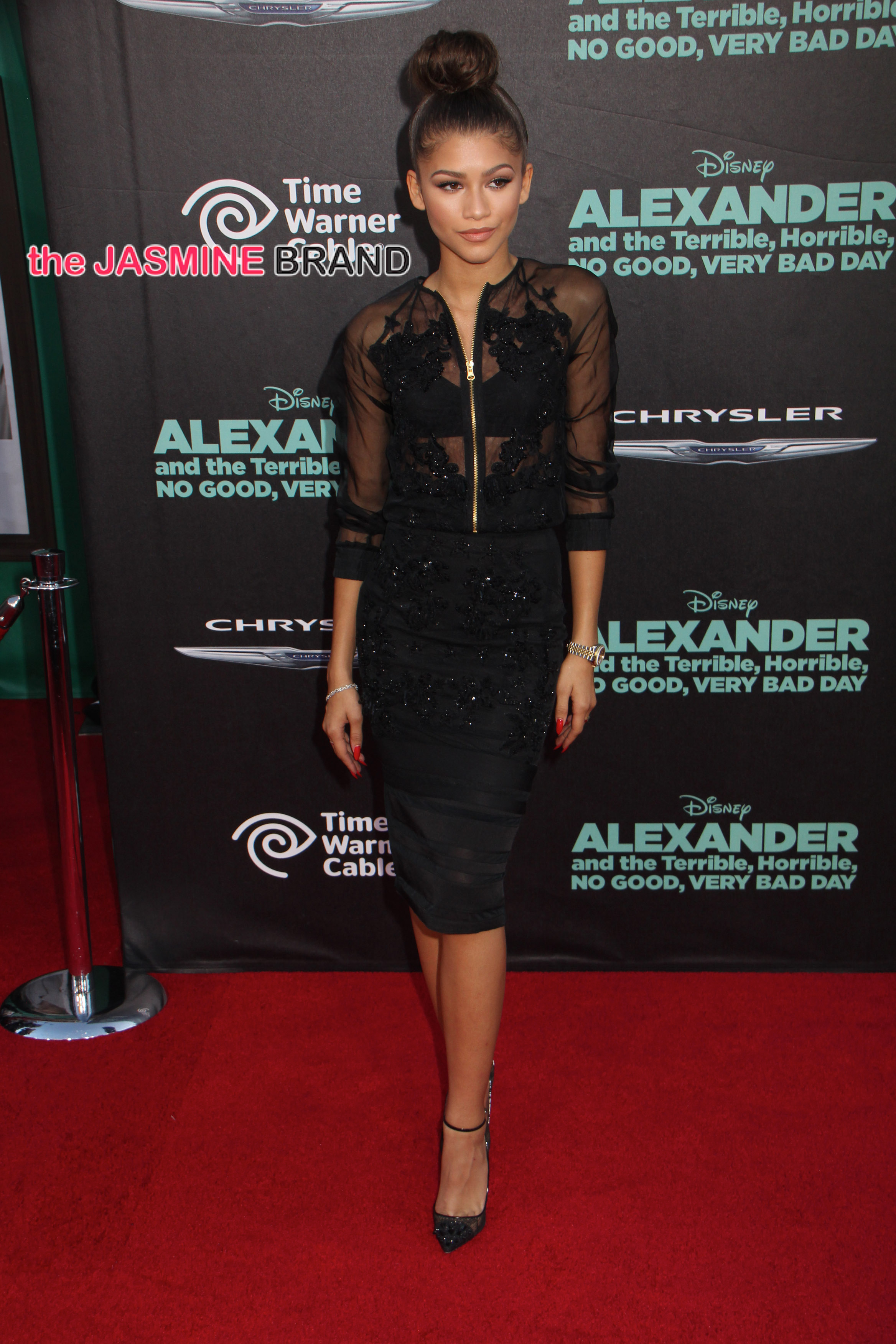 """""""Alexander and The Terrible, Horrible, No Good, Very Bad Day"""" Los Angeles Premiere - Arrivals"""