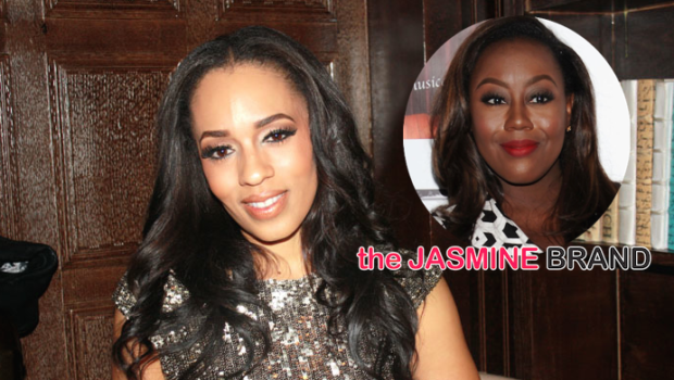 [WATCH] Geneva Thomas & Melyssa Ford Allegedly Brawl During 'Blood, Sweat and Heels' Taping
