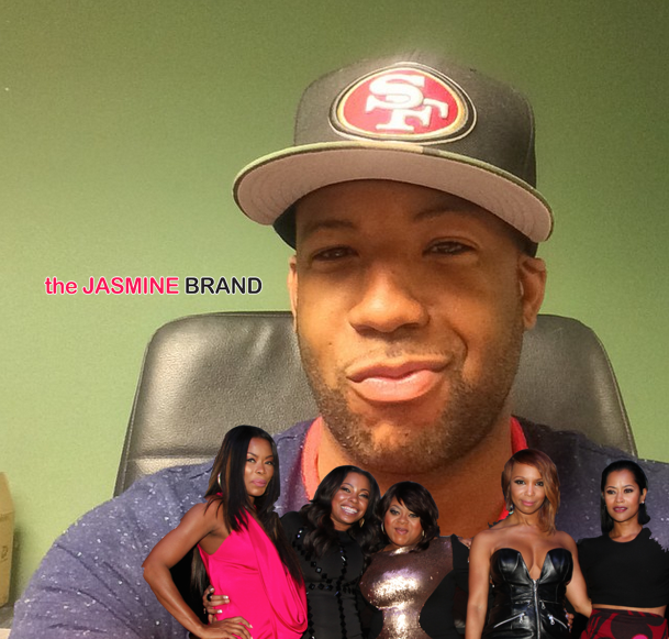 [INTERVIEW] Carlos King Reveals His Biggest Fear With 'Hollywood Divas'