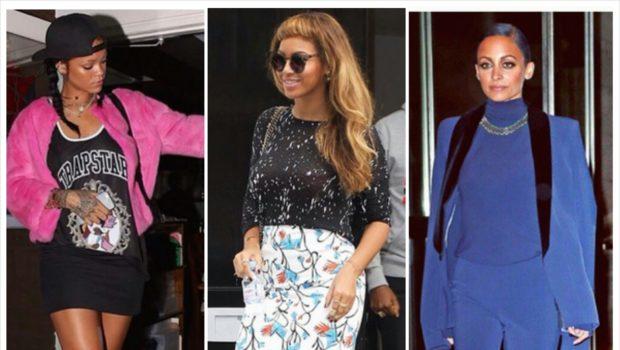 Celebrity Fashion of the Week: Nicole Richie, Beyonce, Jessica Alba, Rosario Dawson, Naomi Campbell & More!