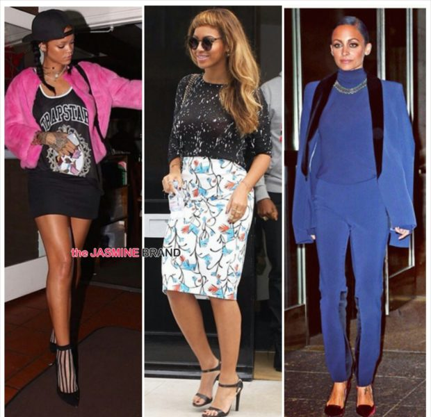 Celebrity Fashion of the Week: Nicole Richie, Beyonce, Jessica Alba, Rosario Dawson, Naomi Campbell & More!