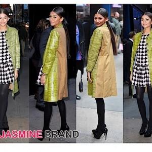 celebrity fashion-zendaya-the jasmine brand