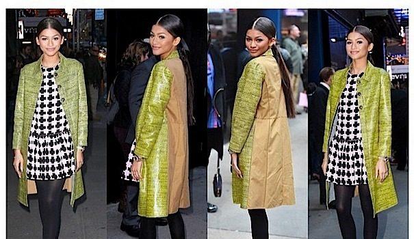 Celebrity Fashion of the Week: Zendaya, Naya Rivera, Beyonce, J.Lo, Rita Ora, Angela Simmons
