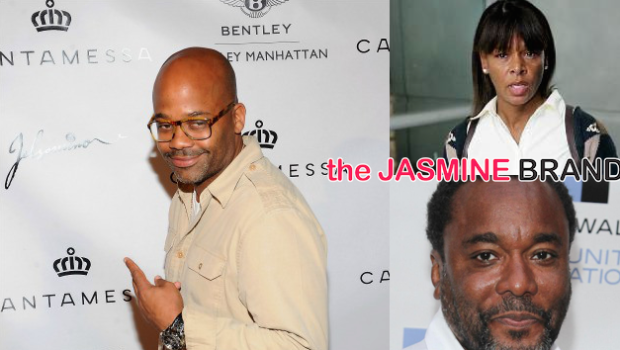 (EXCLUSIVE) Damon Dash's Baby Mama Wants Potential $$ From His Lawsuit Against Lee Daniels