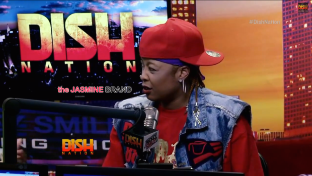 Da Brat Opens Up About Nick Cannon & Mariah Carey's Divorce [VIDEO]