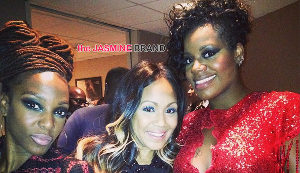 [Photos] Circle of Sisters: J.Hud, Niecy Nash, Terry Crews, Syleena Johnson, Fantasia, Erica Campbell Attend